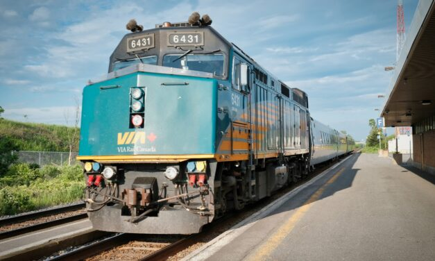 High Frequency Rail proposed for Toronto-to-Québec City corridor