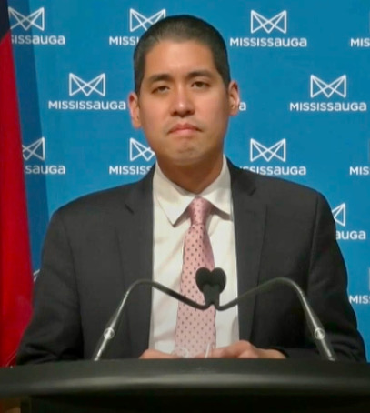 Dr. Lawrence Loh, seen here during a COVID-19 media update on April 21, believes