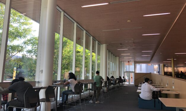 Humber students struggle with first day jitters
