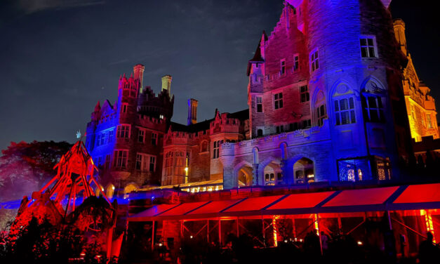 Legends of Horror is back at Casa Loma after a year of lockdown