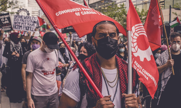 Communist leaders in Canada hope dissatisfied youth look their way for answers