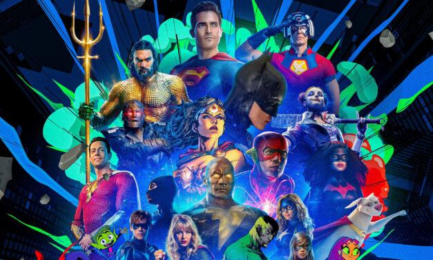 DC FanDome showcases cavalcade of coming entertainment