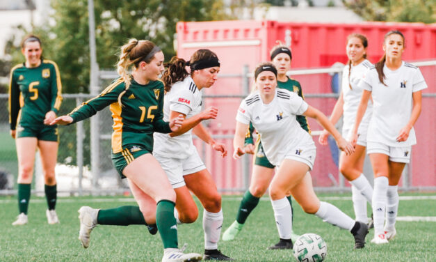 Humber Hawks women's soccer team shooting for a great season