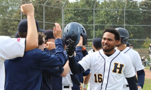Humber baseball rises to college excellence with an undefeated record