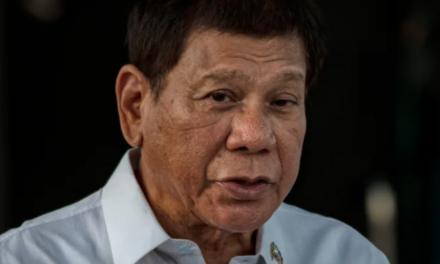 OPINION: The welcome departure of Rodrigo Duterte