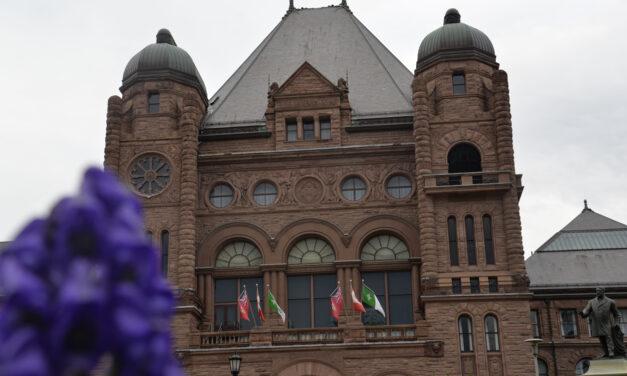 Ontario's throne speech silent on post-secondary education