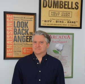 Andrew Clark, program coordinator of Humber's Comedy Writing and Performance.