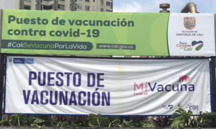 Colombia suffers shortage of vaccines